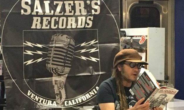 NOTEWORTHY | Keith Morris at Salzer's Records