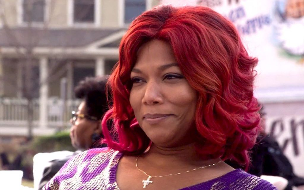 OUT OF THE BOX | A conversation with Queen Latifah